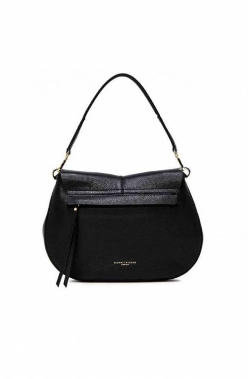 GIANNI CHIARINI Bag Female Leather Black - 603720PECLOLXNA001