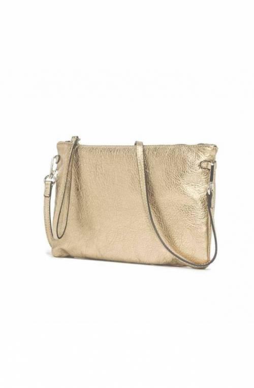 GIANNI CHIARINI Bag Female Leather Platinum - 369520PELMW571