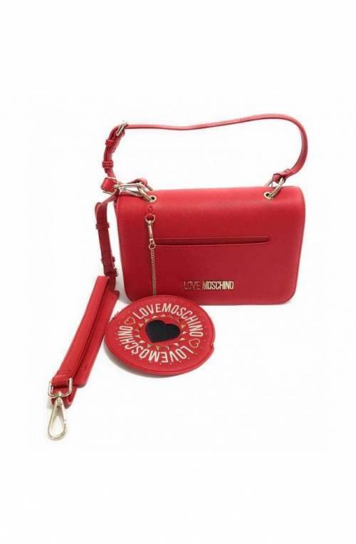 LOVE MOSCHINO Bag Female red - JC4102PP1ALQ150A