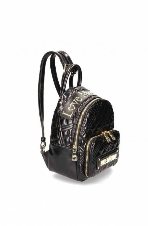 LOVE MOSCHINO Backpack Female Black - JC4009PP1ALA0000