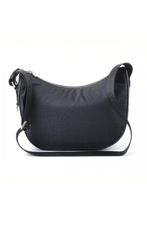 BORBONESE Bag SMALL Female BLACK - 934776-296-100