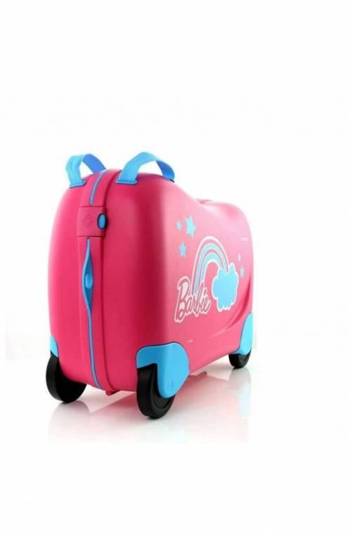 SAMSONITE Trolley BARBIE Pink Girl - 43C-10001