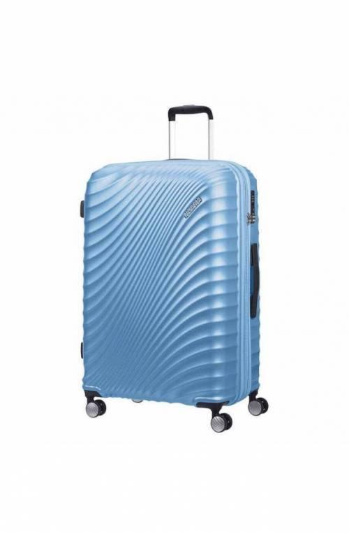 Trolley American Tourister JETGLAM POWDER BLUE - 71G-71003