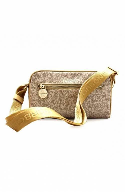 BORBONESE Bag Female Beige - 934422-X96-V56