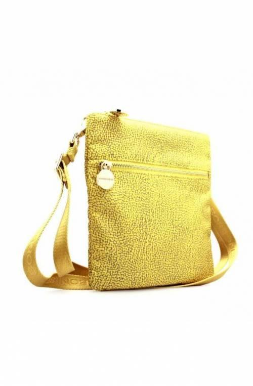 BORBONESE Bag Female Yellow- 934440-X96-W80