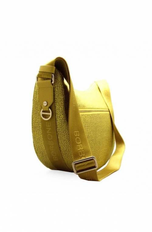 BORBONESE Bag Female LUNA Yellow - 934463-X96-W80