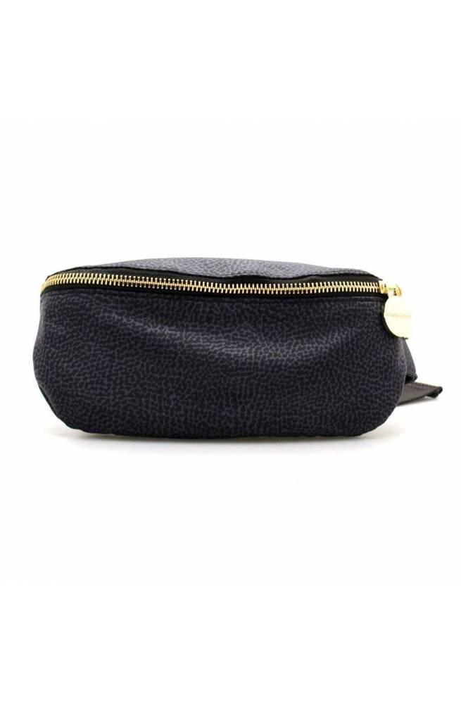 BORBONESE Tasche Damen Hüfttasche Schwarz - 934466-X96-W00
