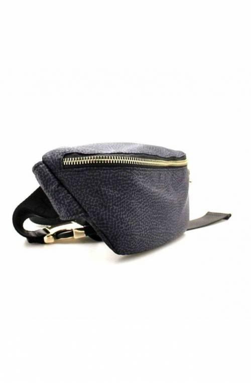 BORBONESE Bag Female The saddle Black - 934466-X96-W00