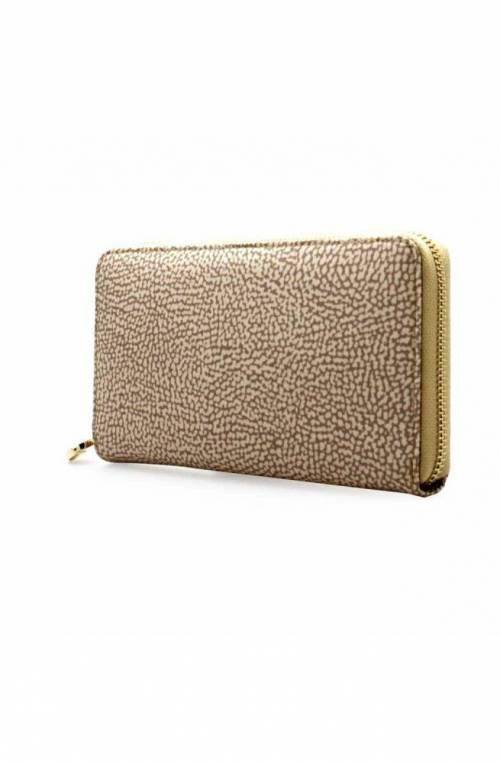 BORBONESE Wallet Female Beige - 930134-X96-V56