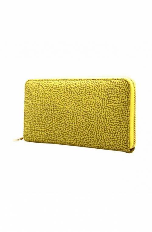 BORBONESE Wallet Female Yellow - 930134-X96-W80