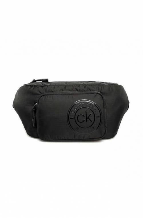 CALVIN KLEIN Bag AVAILED Male The saddle Black - K50K505526BAX