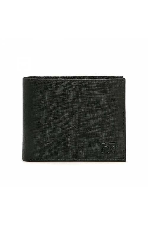 CALVIN KLEIN Wallet SIGNATURE Male Black - K50K505428BAX