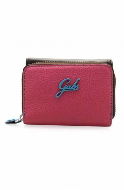 GABS Wallet GMONEY Female Leather Pink- G003480NDP0086-C4507