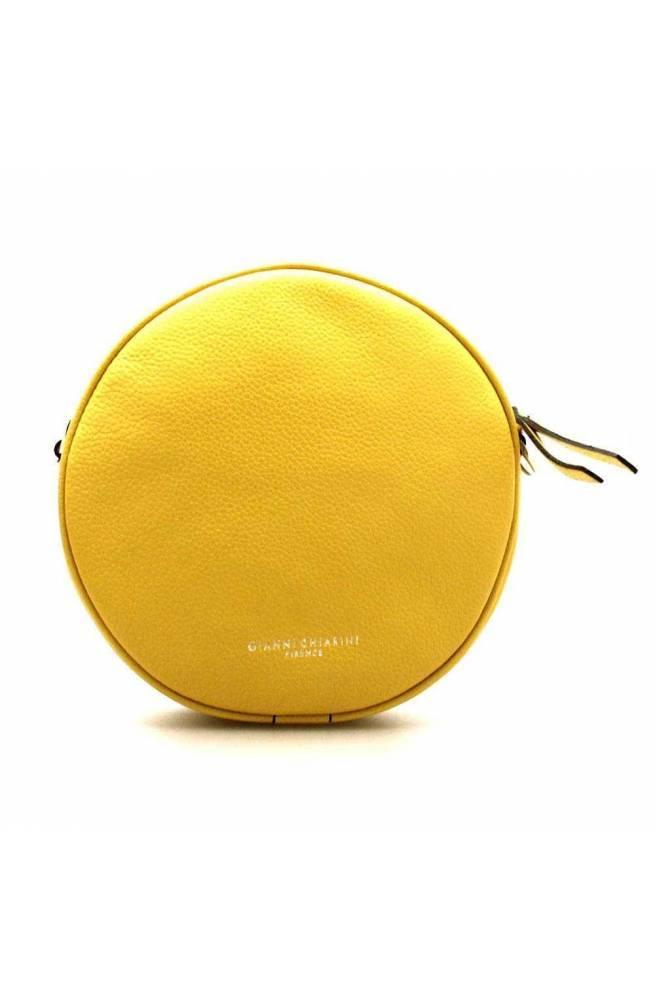 GIANNI CHIARINI Bag Female Leather Custard - 663520PEOLXNA11040