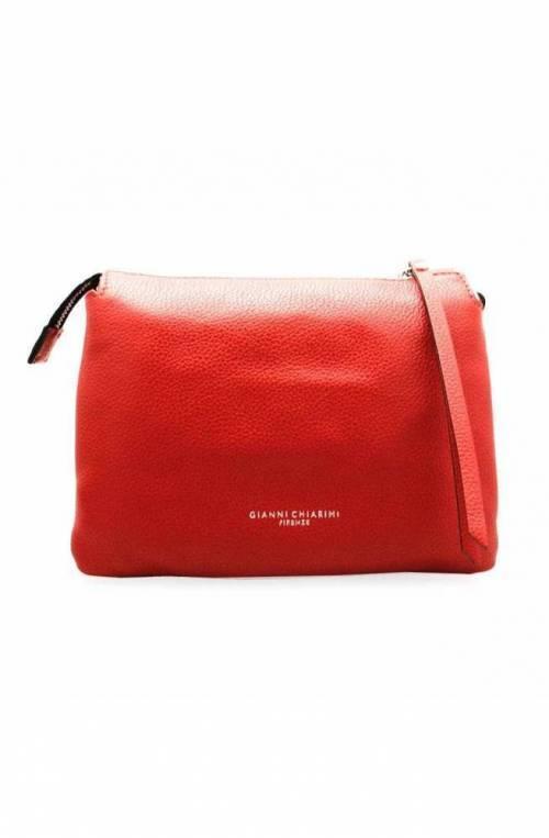 GIANNI CHIARINI Bag Female Leather Red - 436220PEOLX7102