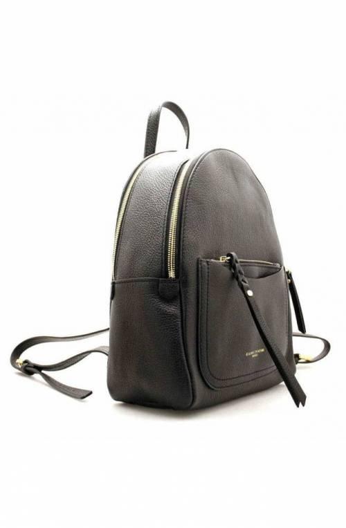 GIANNI CHIARINI Backpack Female Leather Black - 7907OLX001