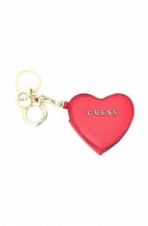 GUESS Keyrings HEART MIRROR Gold Female - RW8372P0101GOL
