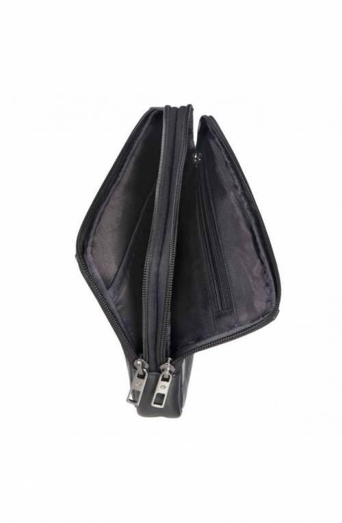 SAMSONITE Clutch HIP-Square Male Leather Black - KD6-09004