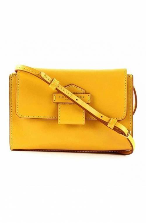 The Bridge Bag CERNAIA Female Leather Yellow - 04301001-S2