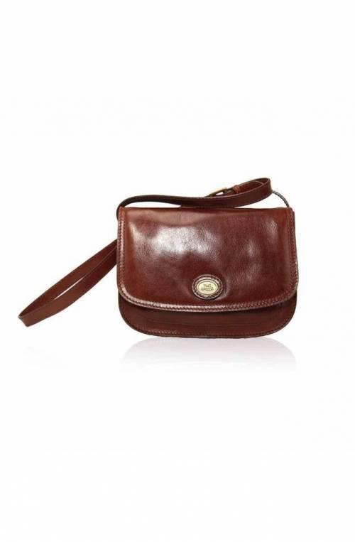 The Bridge Bag Female Leather Brown - 044022-01