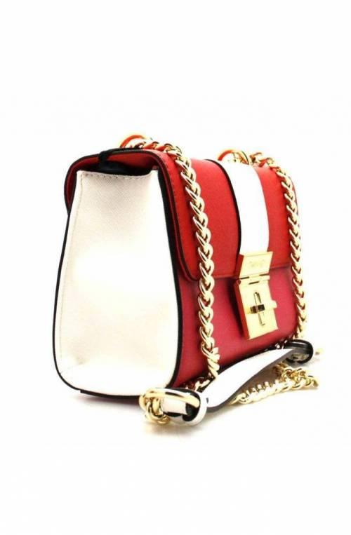 TWIN-SET Bolsa Mujer rojo-blanco - 201TA7154-04696