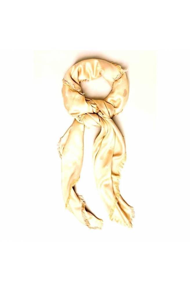 TWIN-SET Fular Mujer Crema - 999TA436D-00467