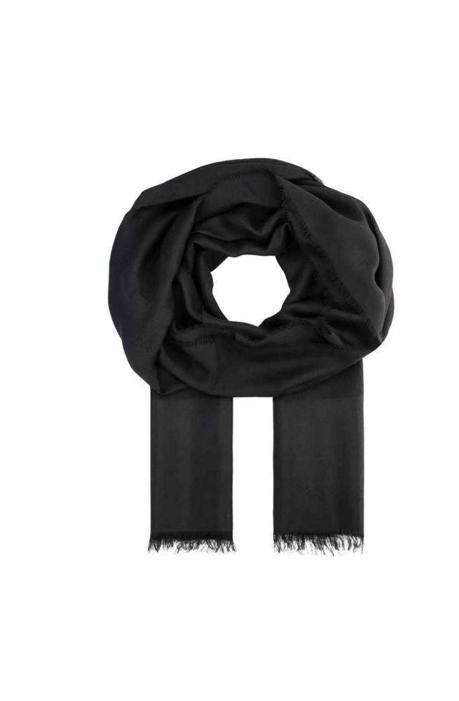 TWIN-SET Fular Mujer Negro - 201TA4364-00006