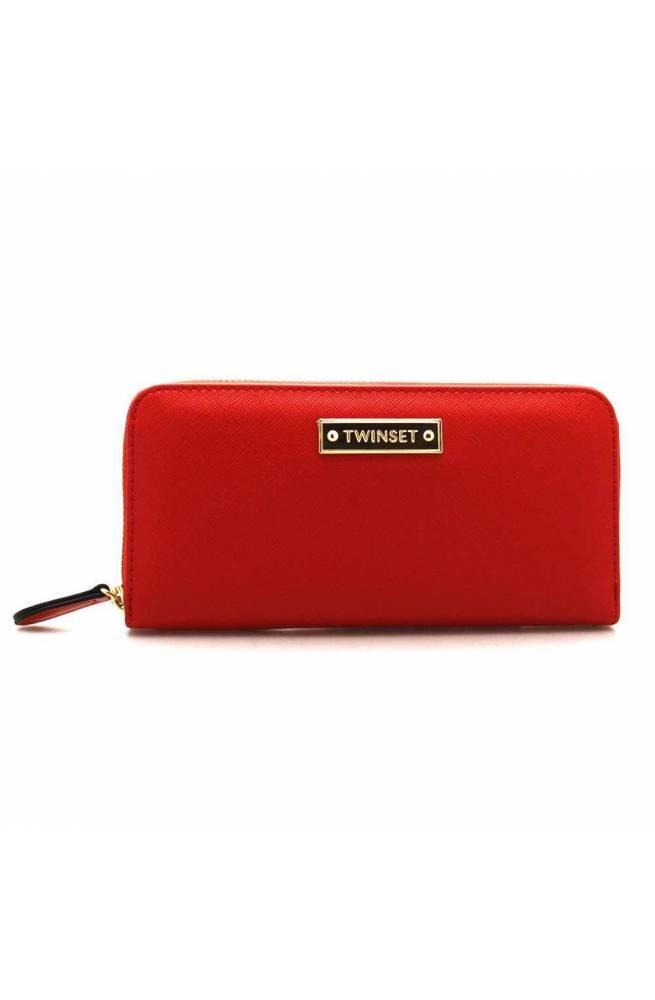 Portafoglio TWIN-SET Donna Rosso - 201TA7158-03659