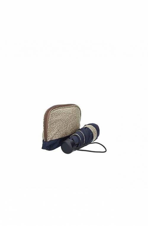 Ombrello BORBONESE Blu Donna - 6DS802-M36-X08