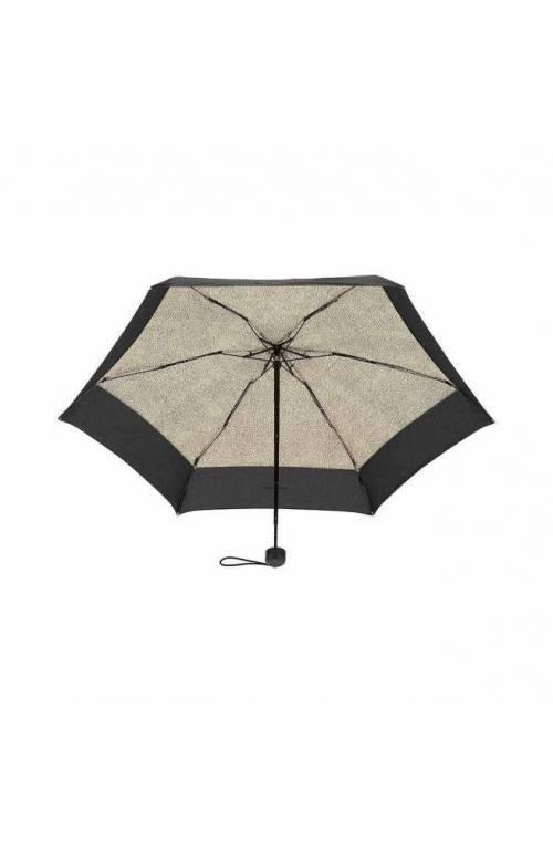Ombrello BORBONESE Nero Donna - 6DS802-M36-X11
