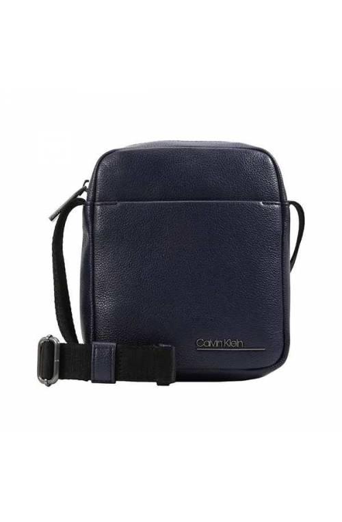 CALVIN KLEIN Bag BOMBE' Male Blue - K50K505518CEF