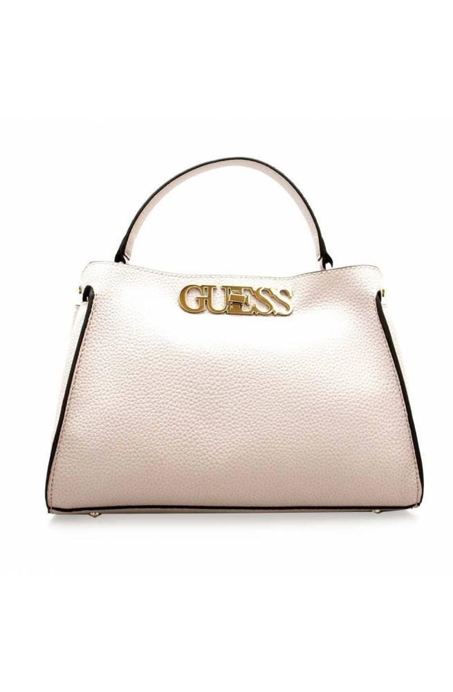 GUESS Tasche UPTOWN CHIC Damen Mondstein - HWVG7301050MOT