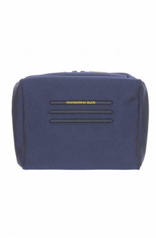 Beauty case Mandarina Duck Work now Unisex Blu - P10SKM0120Q
