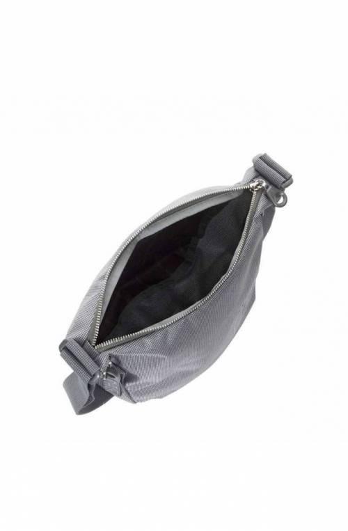 Mandarina Duck Bag LUX Female Gun metal - P10QNTV124U