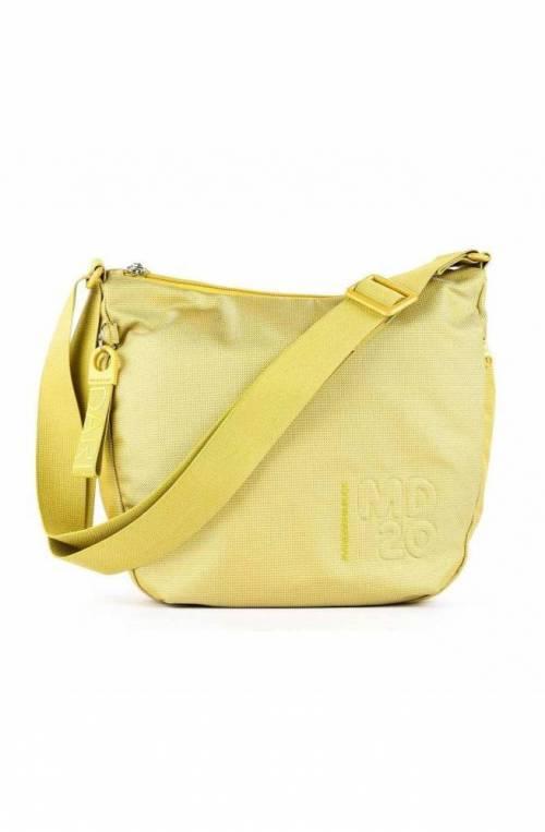 Mandarina Duck Bag MD20 Female Cross body bag Olive oil - P10QMTV110M