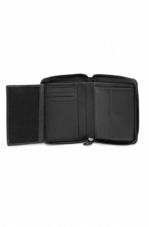SAMSONITE Wallet Success Male Zipper Around Black - 61U-09323