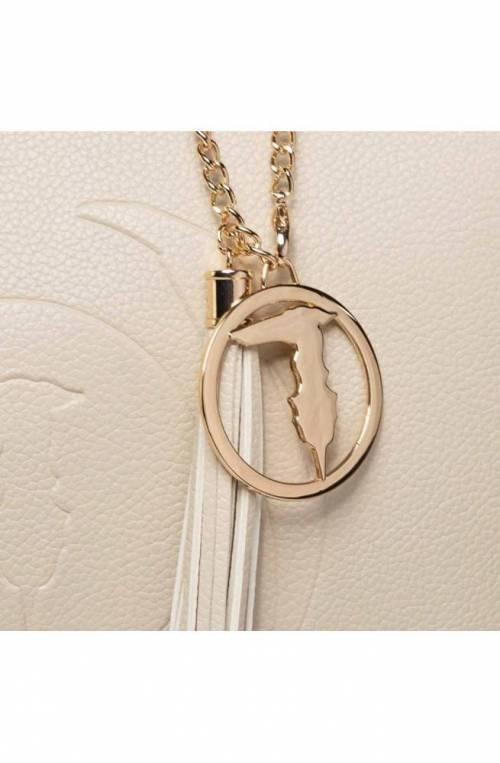 TRUSSARDI JEANS Bag FAITH Female White- 75B008439Y099999W001