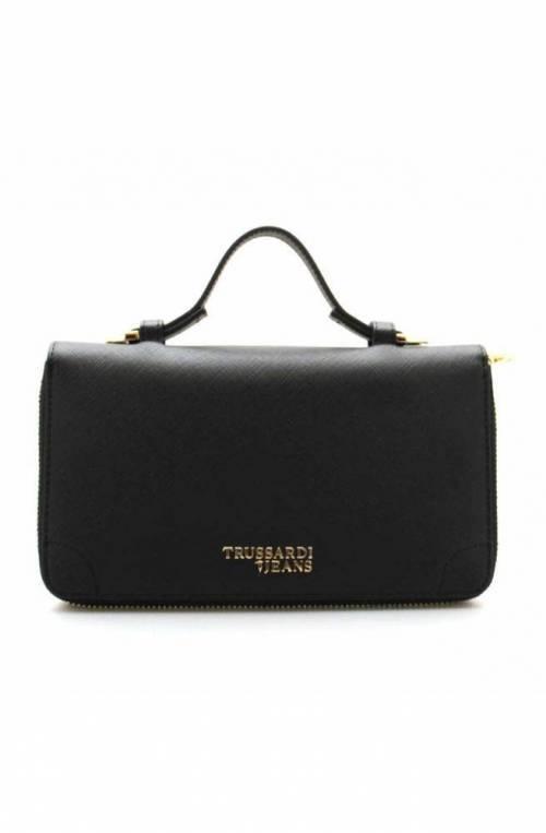 TRUSSARDI JEANS Wallet BELLA Female Black - 75W002179Y099999K299