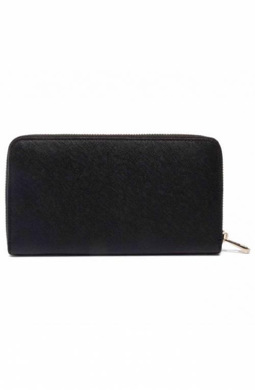 TRUSSARDI JEANS Wallet BELLA Female Black - 75W002189Y099999K299