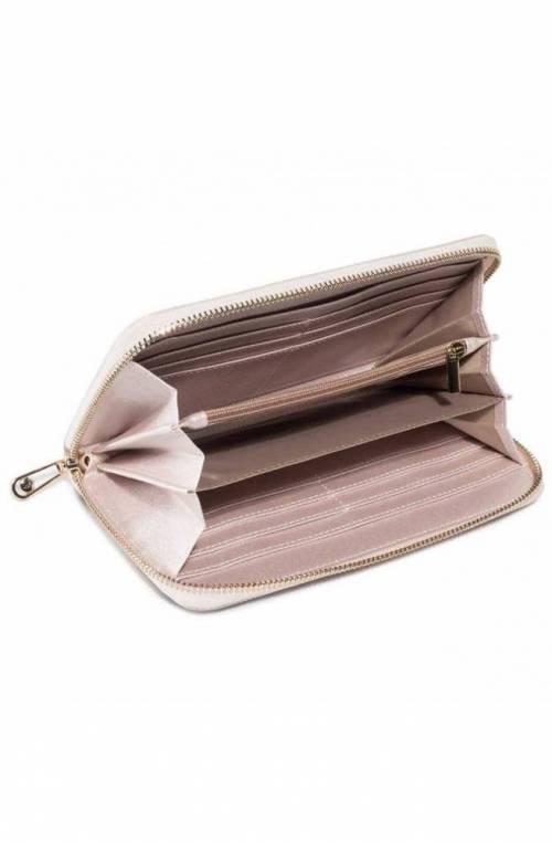 TRUSSARDI JEANS Wallet BELLA Female Pearl - 75W002189Y099998E050