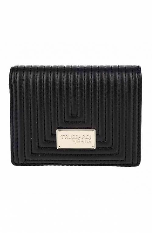 TRUSSARDI JEANS Wallet FRIDA Female Black - 75W002289Y099999K299