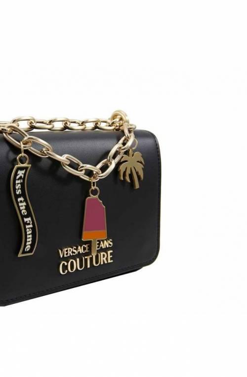 VERSACE JEANS COUTURE Bag CHARMS Female Black - E1VVBB6171502899