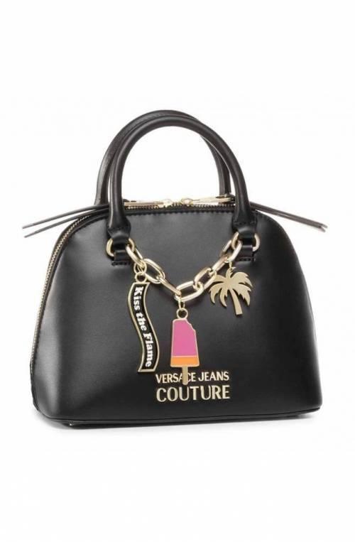 VERSACE JEANS COUTURE Bag CHARMS Female Black - E1VVBB6271502899