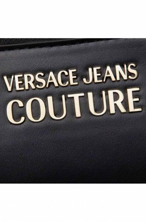 VERSACE JEANS COUTURE Bag CHARMS Female Black - E1VVBB6571502899
