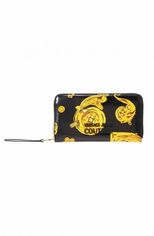 VERSACE JEANS COUTURE Wallet JEWELS Female Black - E3VVBPU171494M27