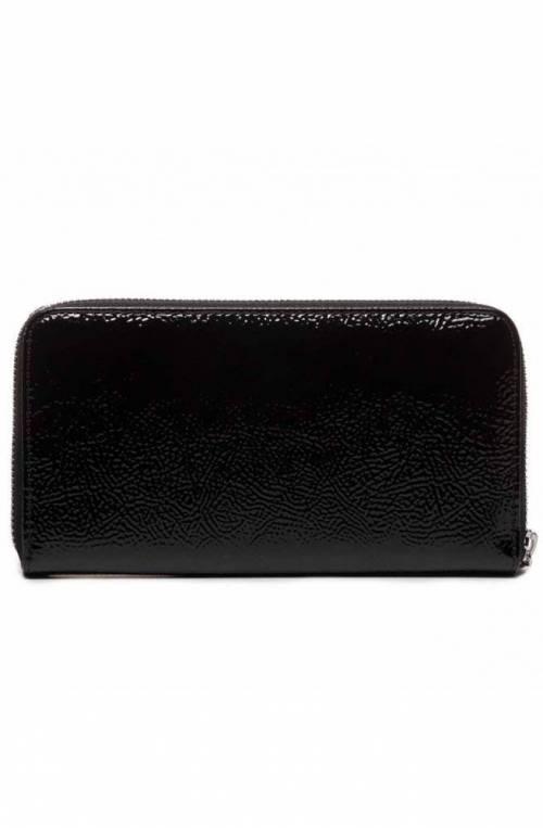 VERSACE JEANS COUTURE Wallet NAPLAK Female Black - E3VVBPM171412899