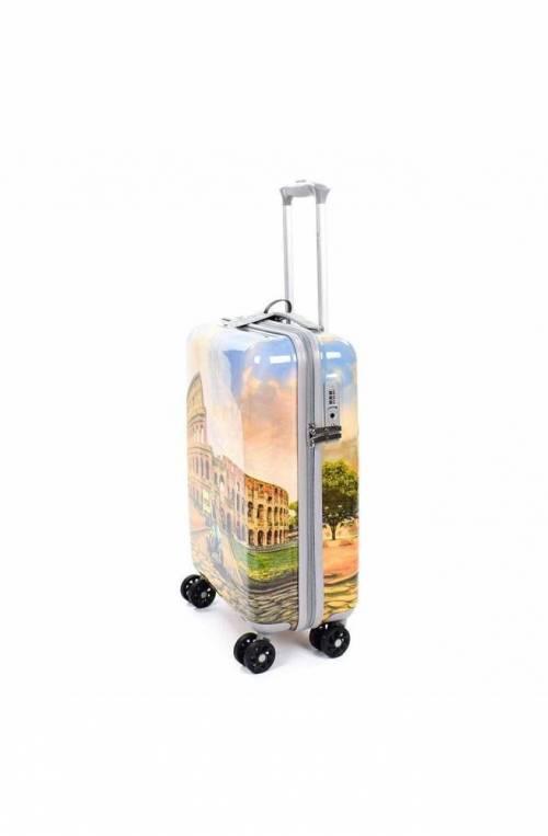 Trolley YNOT ROME Beige TSA lock Donna - PRC-1001S0-BEIGE