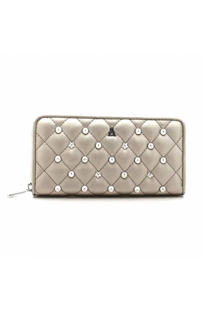PashBAG Wallet REBEL Female Silver - PashBAG_9629