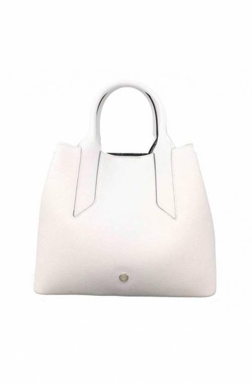 BORBONESE Bolsa Mujer Piel Blanco - 963830-H97-U91
