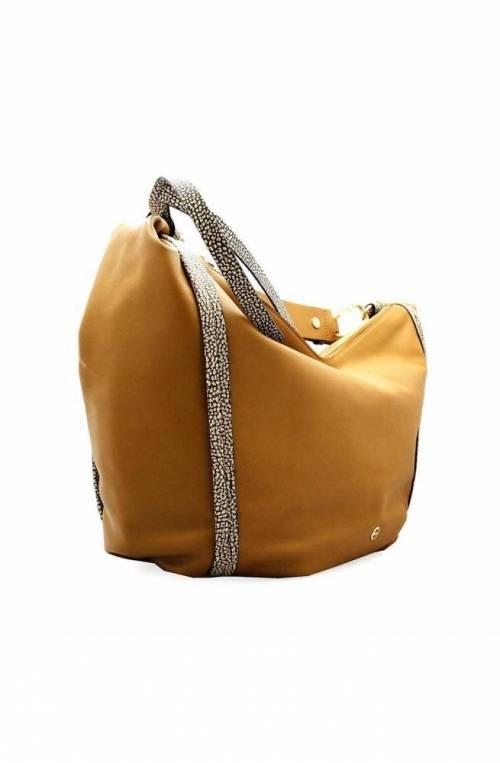 BORBONESE Bolsa Mujer Cuero Marrón - 963824-H96-X92
